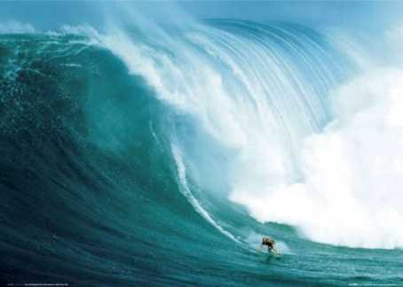 Riding Giants Laird Hamilton